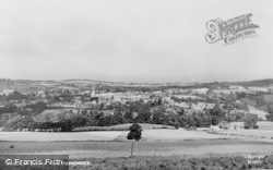 Painswick, General View c.1950