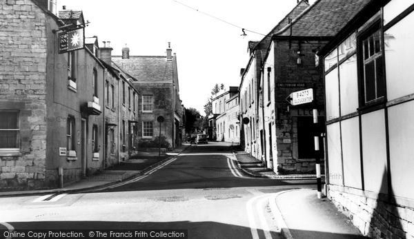 Painswick, Gloucester Road c1960