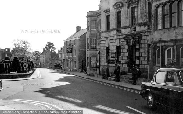 Painswick, High Street c1960