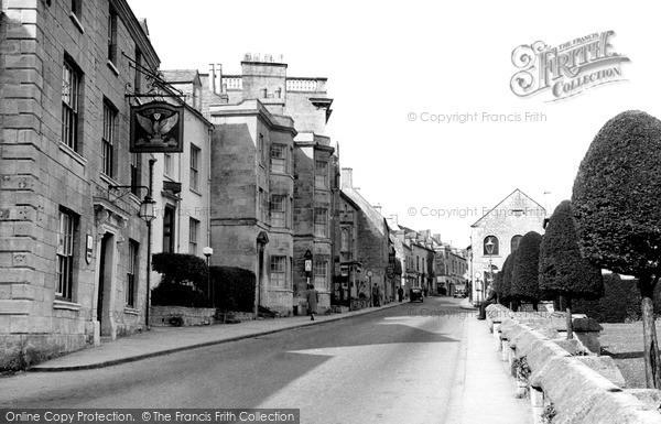 Painswick, New Street c1950