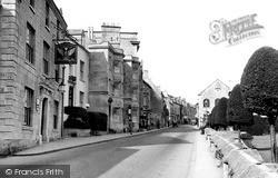 Painswick, New Street c.1950