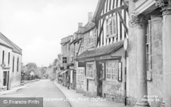 Painswick, Post Office c.1955