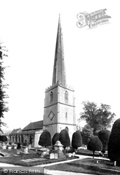Painswick, St Mary's Church 1900