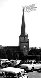 Painswick, St Mary's Church c.1965