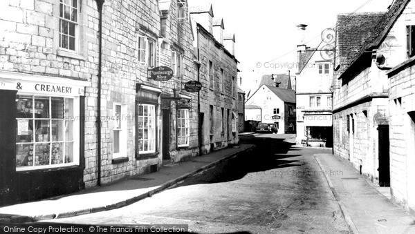Painswick, the Cross c1965