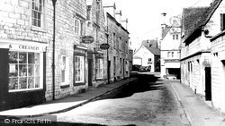 Painswick, The Cross c.1965