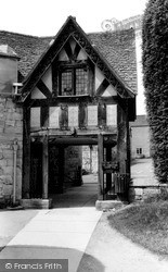 Painswick, The Lychgate c.1965