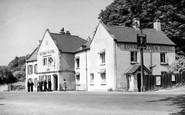 Painswick, the Royal William Hotel c1950