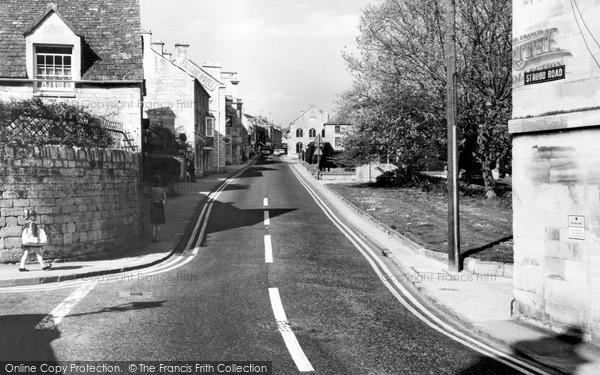 Painswick, the Village c1960