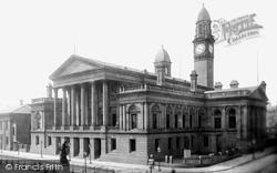 Clark Town Hall 1897, Paisley