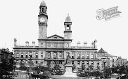 Clark Town Hall 1901, Paisley