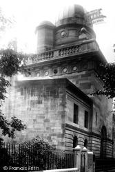 Coats Observatory 1901, Paisley