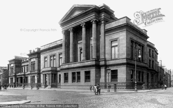 Photo of Paisley, County Buildings 1900