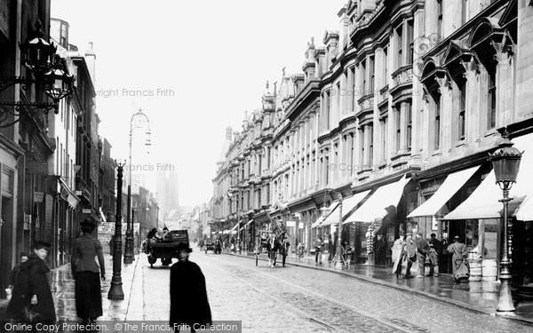 Paisley photos maps books memories  Francis Frith