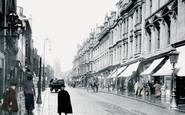 Paisley, High Street 1900