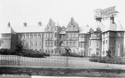 Royal Alexandra Infirmary 1901, Paisley