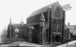 Paisley, The Abbey 1897