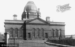 Paisley, The John Neilson Institution 1897