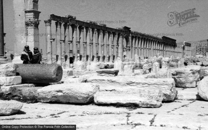 Photo of Palmyra, 1965