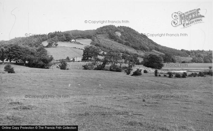 Photo of Palnackie, Garden Burn And Ravens Craig c.1960
