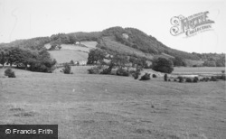 Palnackie, Garden Burn And Ravens Craig c.1960