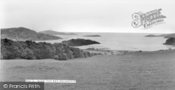 Palnackie, Glen Isle Bay c.1960
