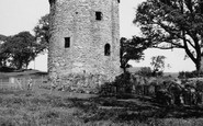 Palnackie, Orchardton Tower 1951