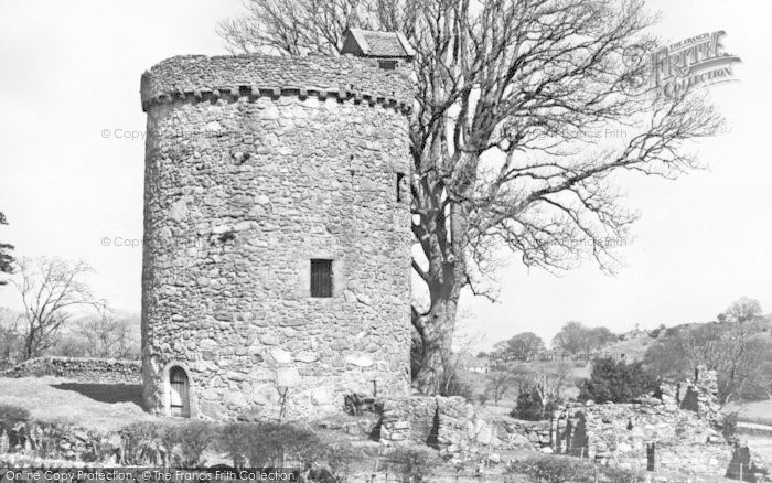 Photo of Palnackie, Orchardton Tower c.1930