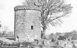 Palnackie, Orchardton Tower c.1930