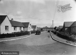 Palnackie, Riverside Drive c.1955