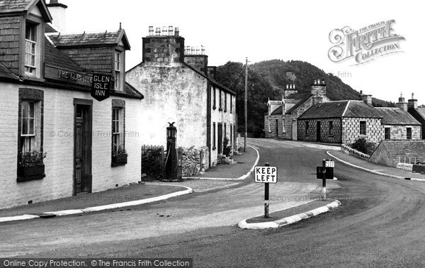 Photo of Palnackie, The Village c.1960