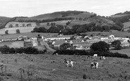 Palnackie, The Village From Woodhead c.1960