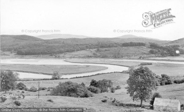 Photo of Palnackie, The Winding Urr c.1960