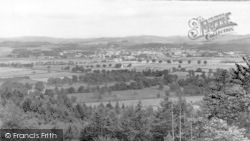 Palnackie, View From Ravens Craig c.1960