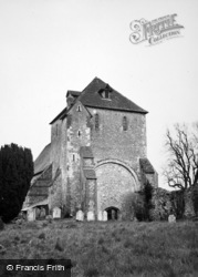 Pamber Priory 1951, Pamber End