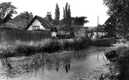 Pangbourne, On The Pang 1899