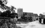 Pangbourne, Parish Church Of St James The Less 1890