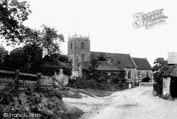 Pangbourne, Parish Church Of St James The Less 1890