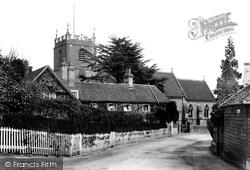 Pangbourne, Parish Church Of St James The Less 1910