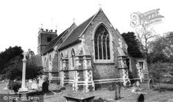 Pangbourne, St James The Less Church c.1960