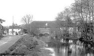 Pangbourne, The Mill 1910