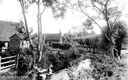 Pangbourne, The Pang 1890