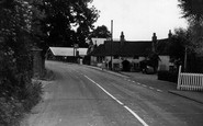 Pangbourne, The Swan Hotel c.1955
