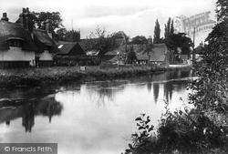 Pangbourne, The Village 1899