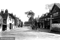 Pangbourne, The Village 1910