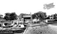 Pangbourne, View From The Swan 1899