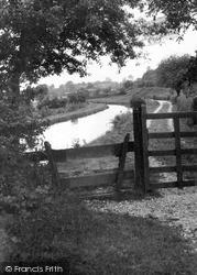 Pant, From Pengarrog Lane c.1936