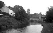 Pant, Kynaston's Bridge 1936