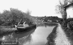 Pant, On The Canal c.1950