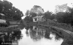 Pant, The Canal c.1936